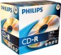 Preview: Philips CD-R Rohlinge 80Min 700MB 52x 10er Jewel Case