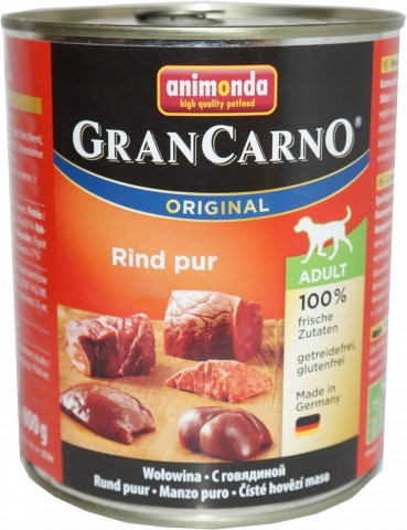 Animonda GranCarno Adult Rind 6x800g