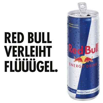 Red Bull Energy Drink 473 ml