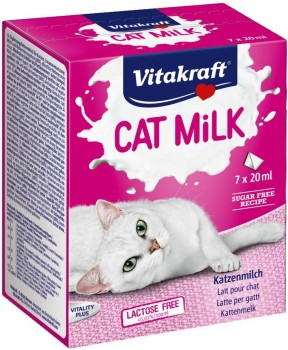 Vitakraft Cat Milk 7 x 20ml