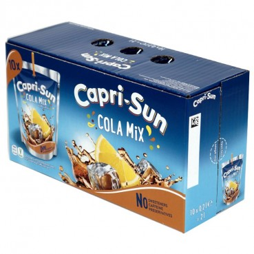 Capri Sonne Cola Mix 10x0,2 l
