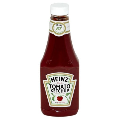 Heinz Tomato Ketchup Squeeze 875ml