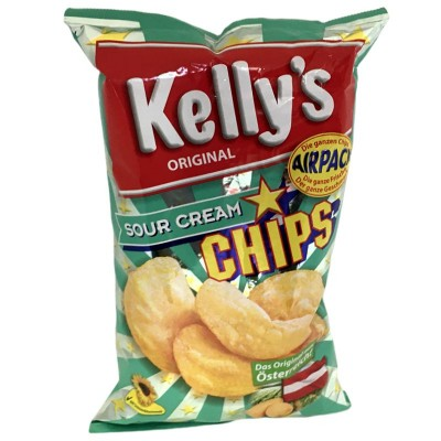 Kelly´s Chips Sour Cream 150 g