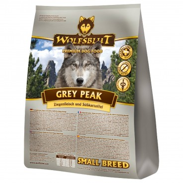 Wolfsblut Grey Peak small Breed 15 kg