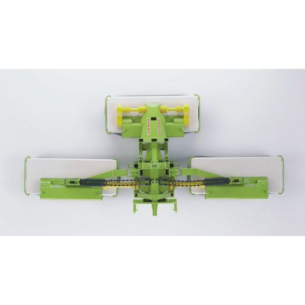 Spielzeug-Landwirtschaft BRUDER 02218 Claas Disco 8550 C Dreifach Mähwerk günstig kaufen