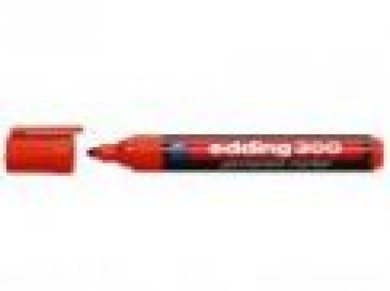 Permanentmarker edding 300 1,5 - 3 mm rot