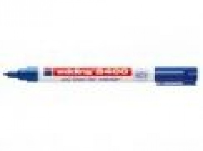 Marker edding 8400 CD/DVD/BD0,5 - 1 mm - blau