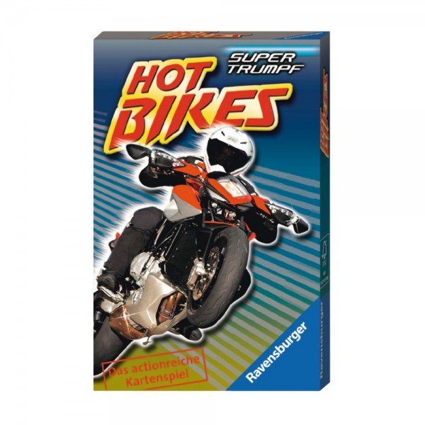 Ravensburger Hot Bikes - Super Trumpf Quartett