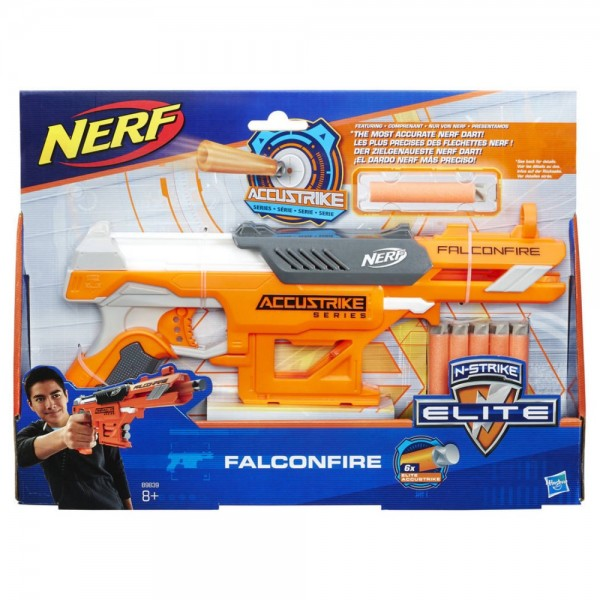 Nerf Accustrike Falconfire - Hasbro