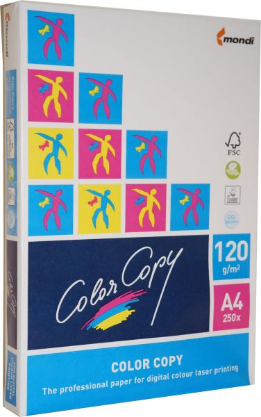 Color Copy Kopierpapier A4 120 g/qm