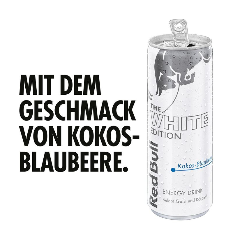 Red Bull Energy Drink Kokos-Blaubeere 24x250 ml