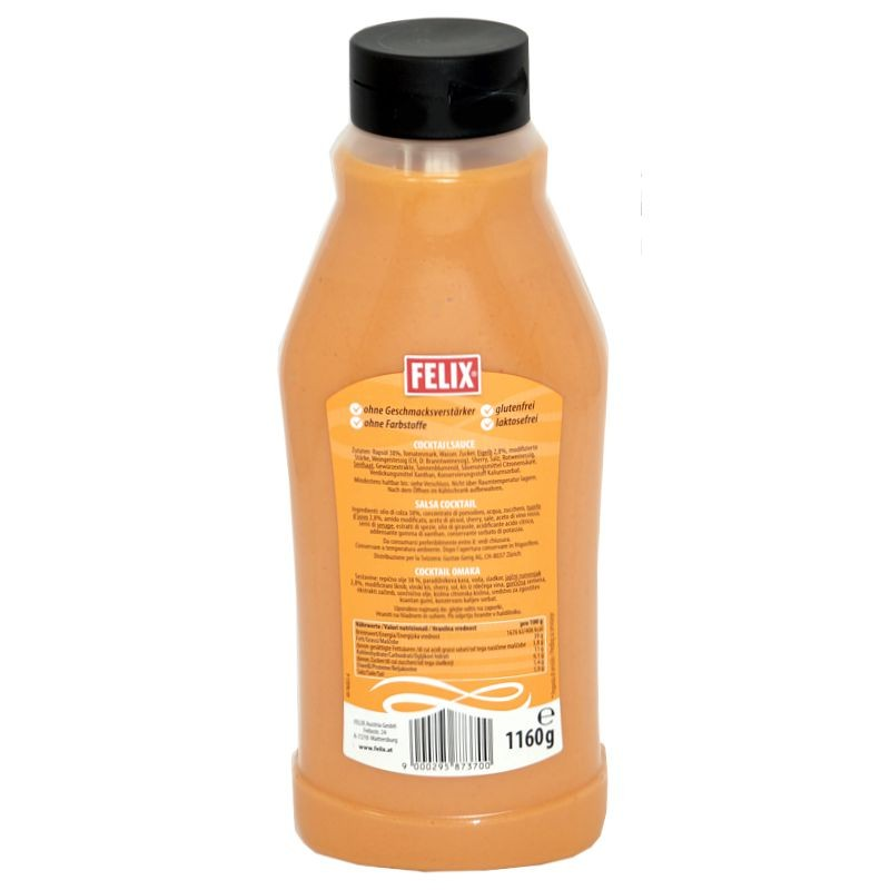 Felix Sauce Cocktail 1,1 l