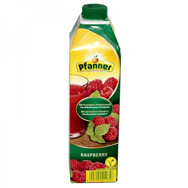 Pfanner Himbeer 1l
