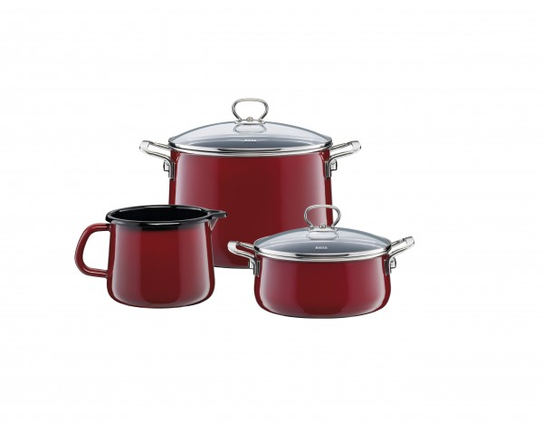 Starter-Set 3-tlg Rosso Top 3000 - Riess Nouvelle