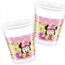 Baby Minnie Partybecher 8er 200ml