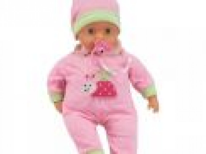 Babypuppe Capricci Crying 36cm