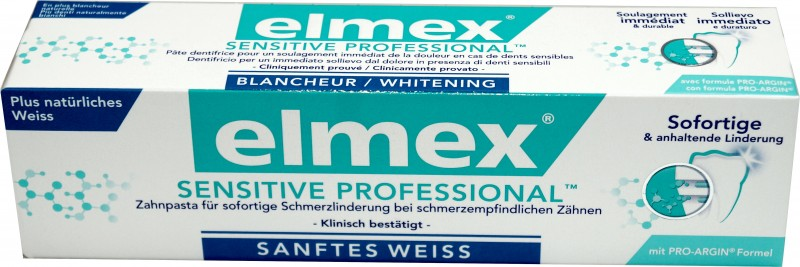 elmex sensitive Professional Zahncreme 75ml
