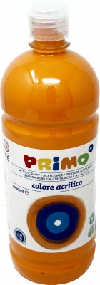 Primo Acrylfarbe 1 Liter orange