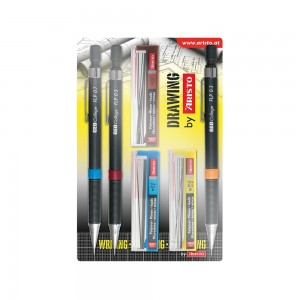 Aristo GEO-Collage Feinminenstift 3er-Set