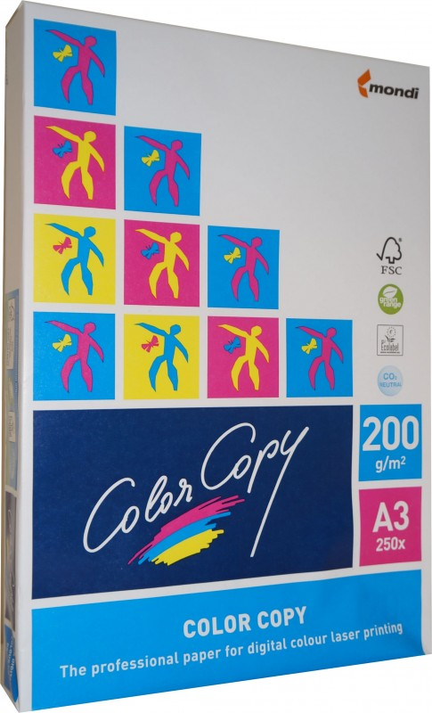Color Copy Kopierpapier A3 200 g/qm