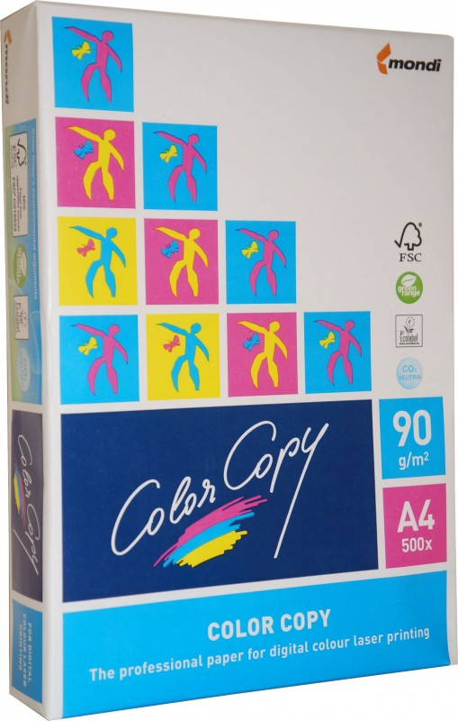 Color Copy Kopierpapier A4 90 g/qm