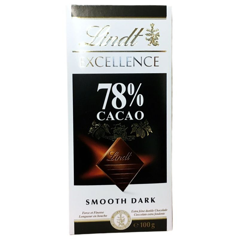 Lindt Excellence 78% Kakao 100g