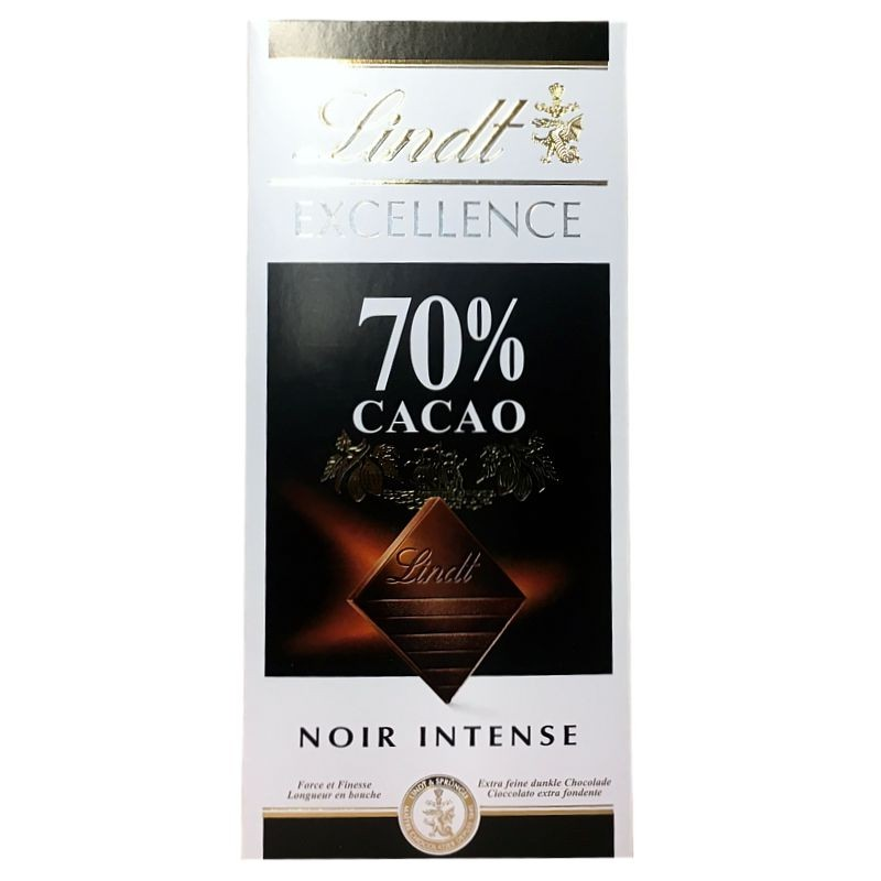 Lindt Excellence 70% Kakao 100g