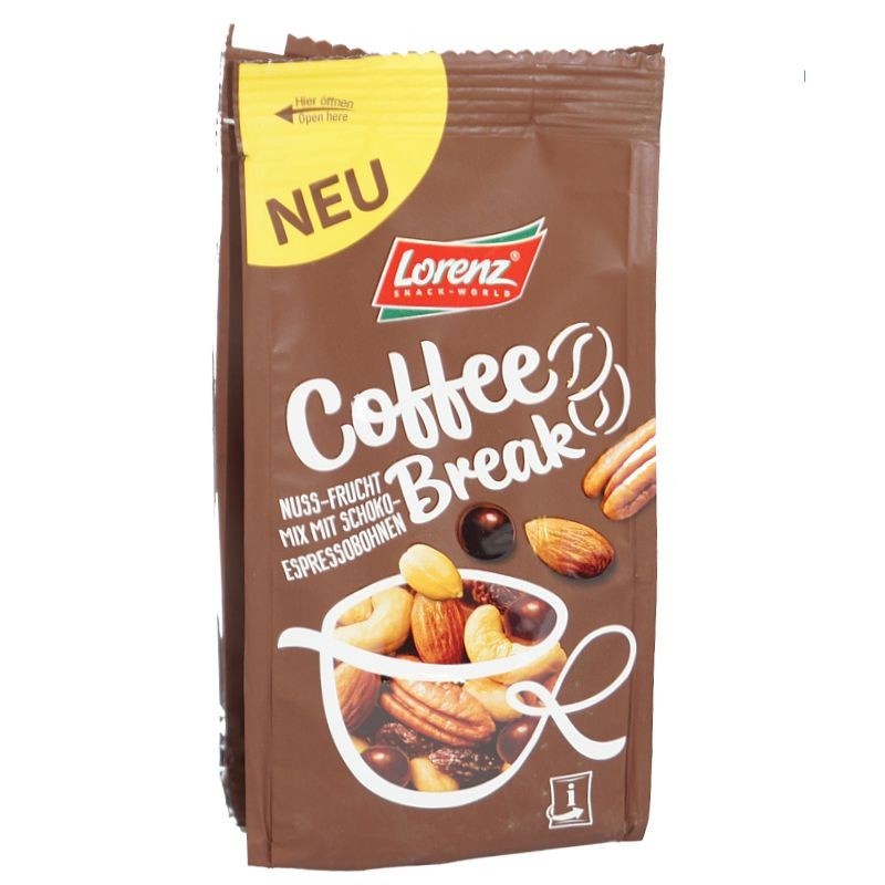 Lorenz Frucht Nuss Mix Coffee Break 150g
