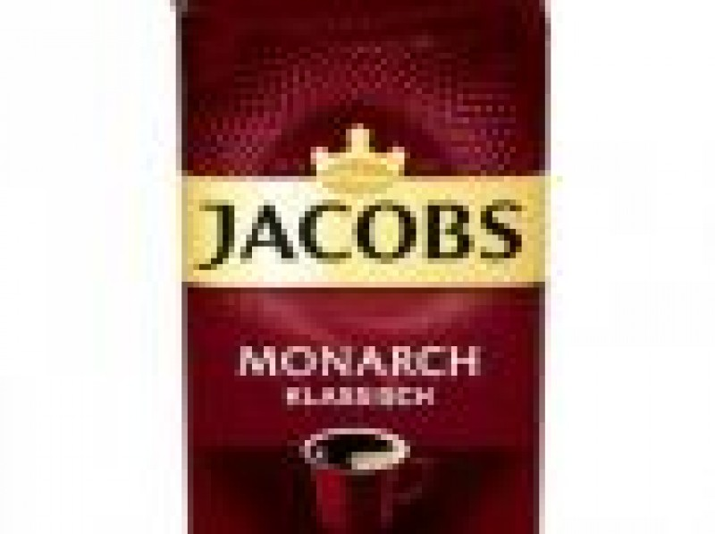 Jacobs Monarch Gemahlen 500g