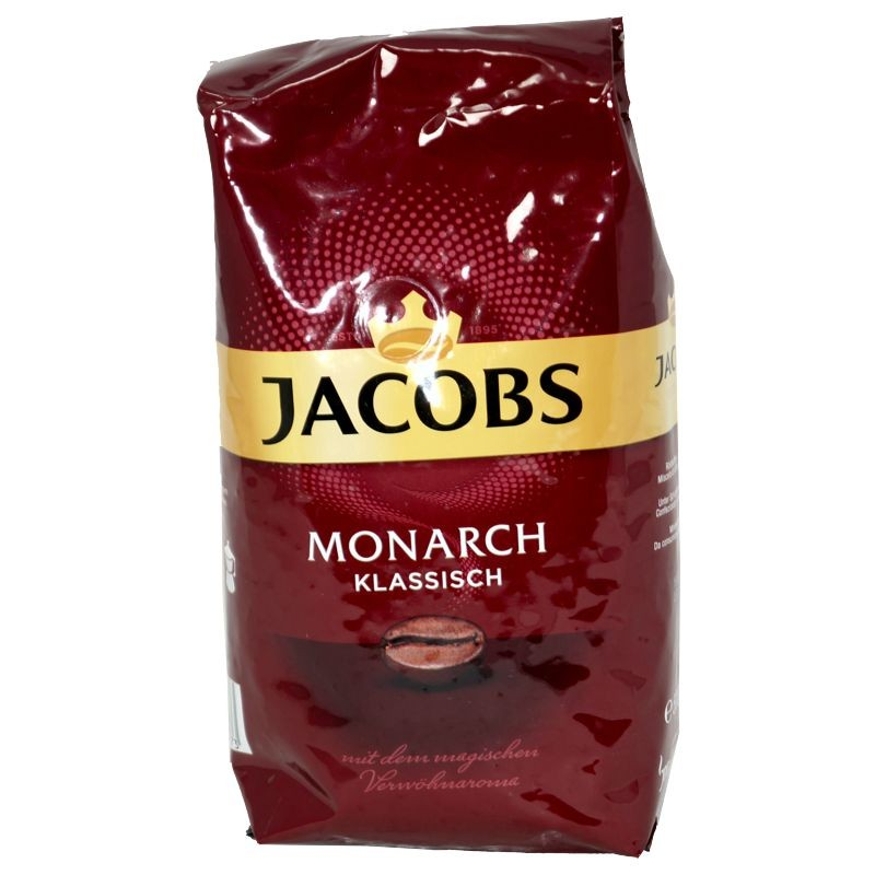 Jacobs Monarch Bohnen 500g