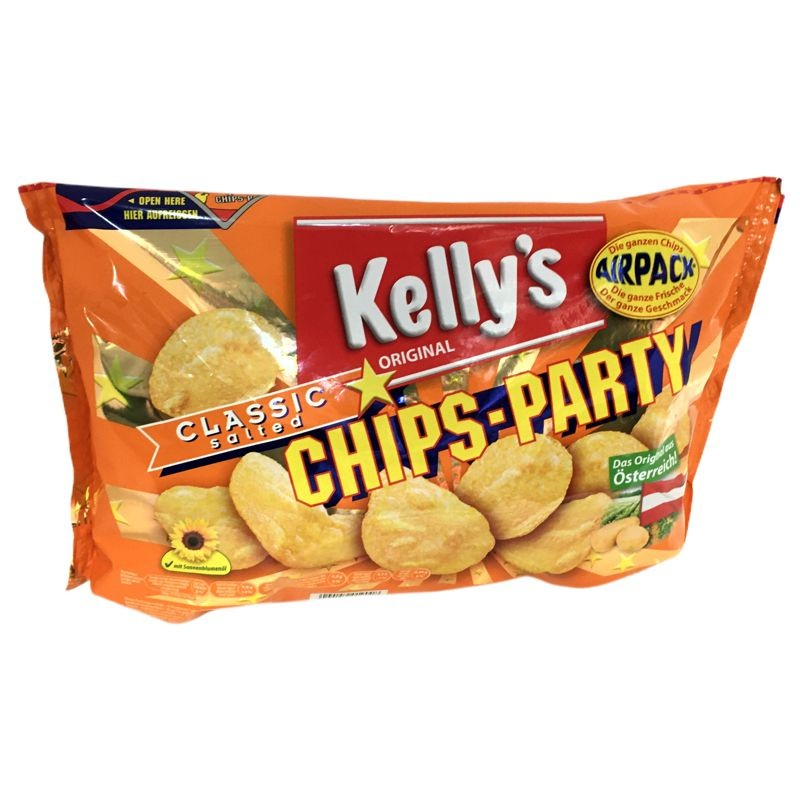 Kelly´s Chips Party Classic 275 g