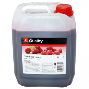 Quality Himbeer Sirup 5l