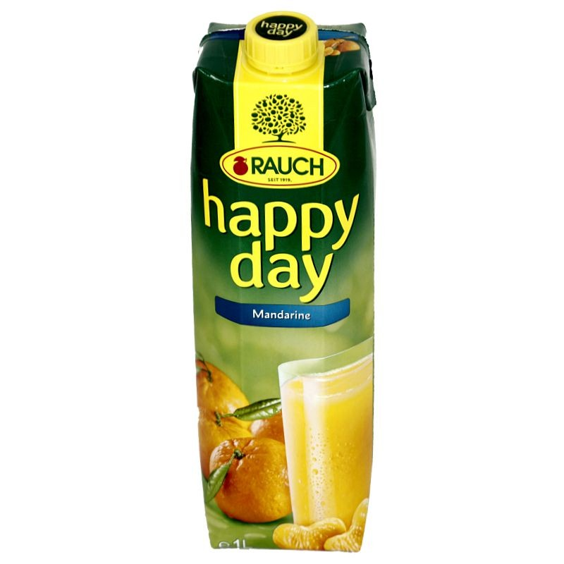 Rauch Happy Day Mandarine 1l