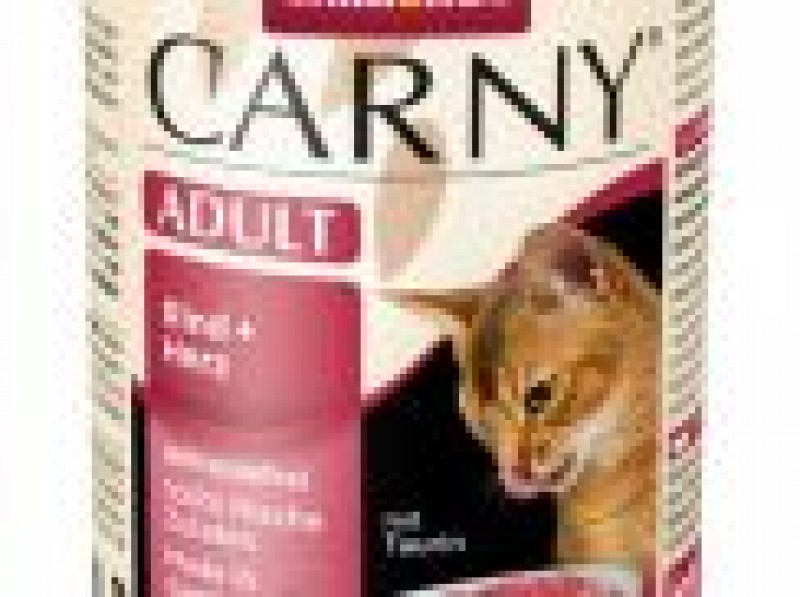 Animonda Cat Dose Carny Adult Rind & Herz 6x400g