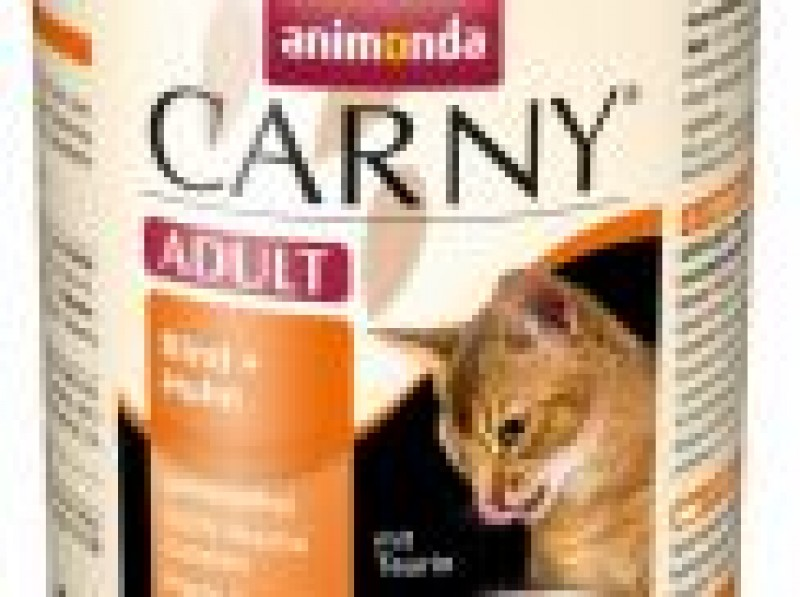 Animonda Cat Dose Carny Adult Rind & Huhn 6x800g